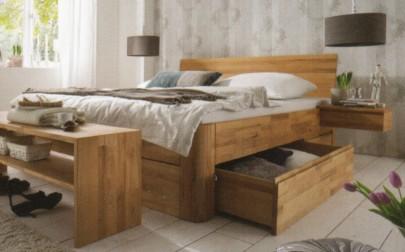 dasbettenparadies naturbelassene massivholz schlafzimmer, Schlafzimmer entwurf